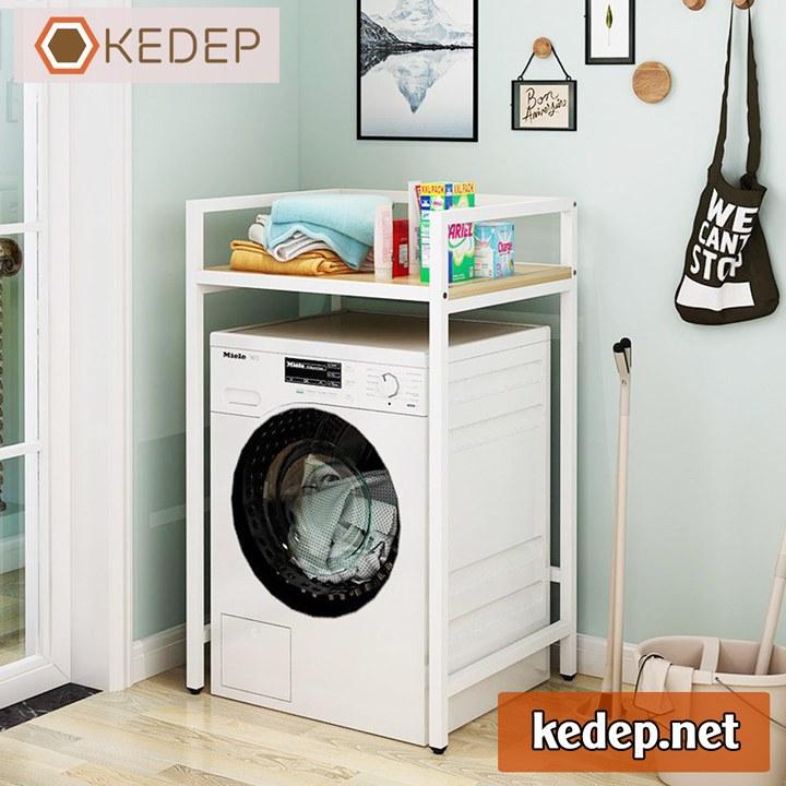 Kệ để đồ trên máy giặt KMG1001-1 | Kệ Đẹp 2019