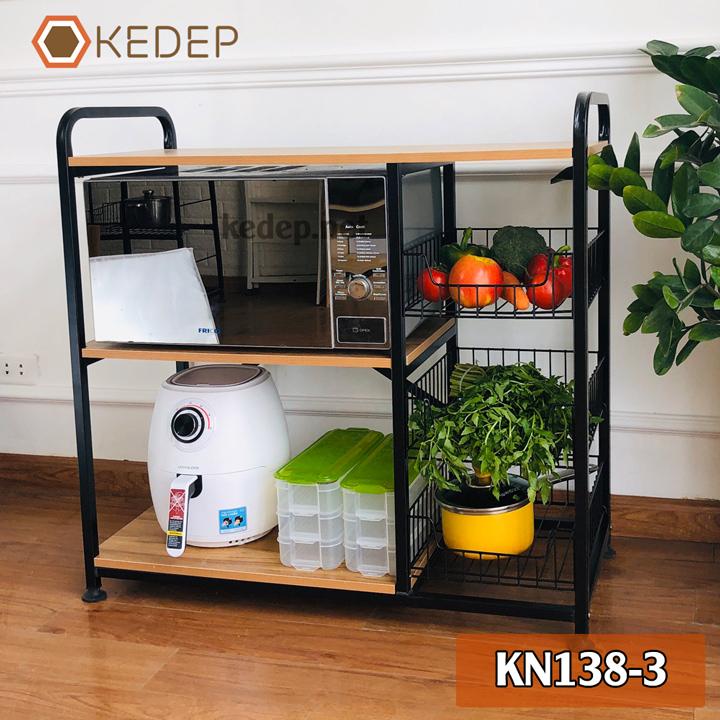 Kệ để đồ nhà bếpKN 138 – 3