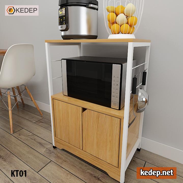 Kệ bếp đa năng kèm tủ KT01