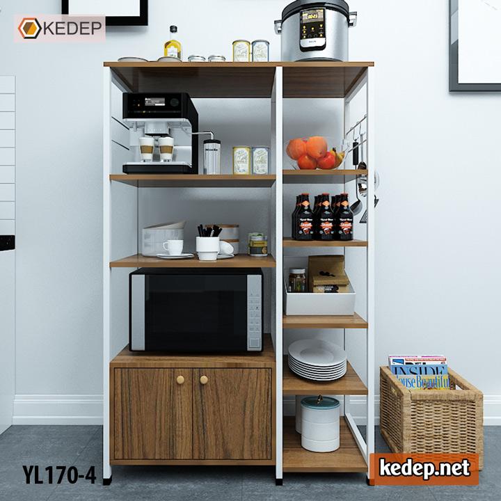 Kệ tủ đa năng nhà bếp kèm tủ YL170-4