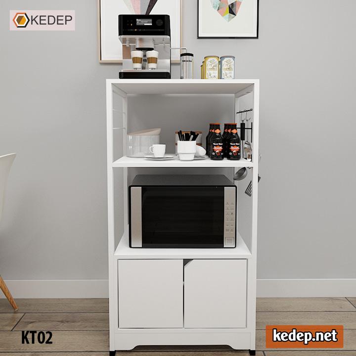 Kệ bếp đa năng kèm tủ KT02